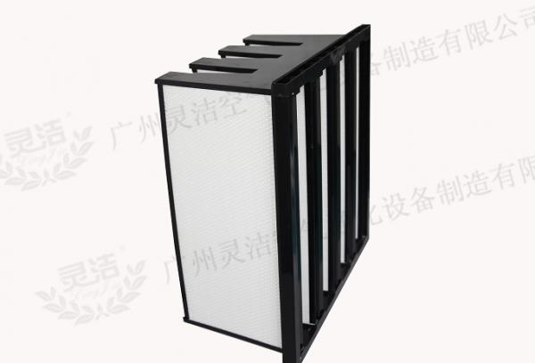 广东昭信半导体装备制造有限公司对我司提供的初中高效过滤器的更换安装项目得到一致认可