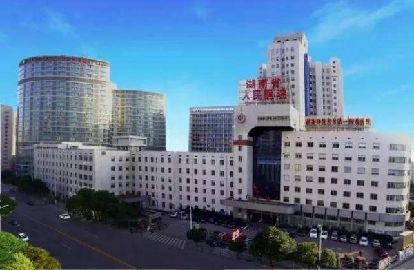 我司为湖南省人民医院层流系统初中高效空调过滤网更换完毕