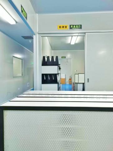 高效过滤器DOP检漏法在制药企业中的应用