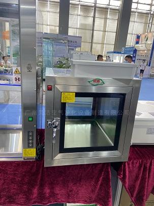 PCR实验室传递窗