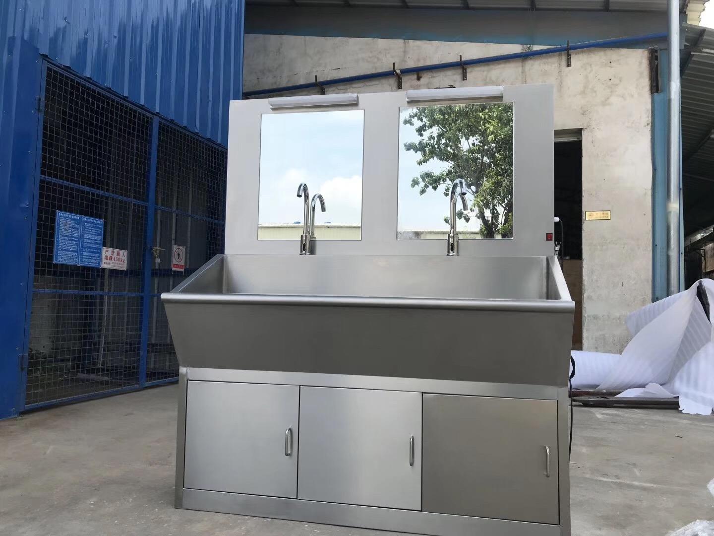 自动感应医用洗手池
