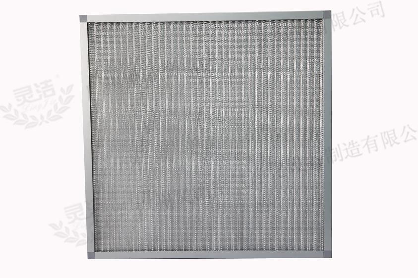 金属网粗效过滤网 初效金属网过滤器
