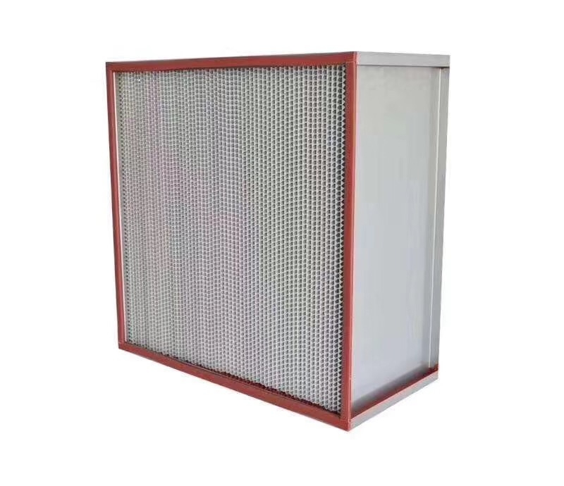 250度高温高效空气过滤器