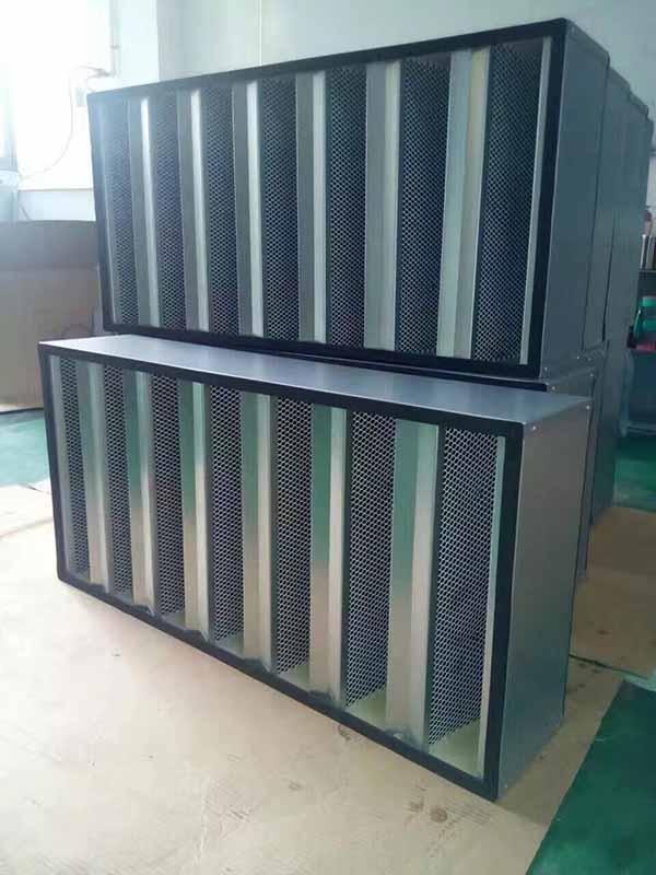 组合式式活性炭过滤器