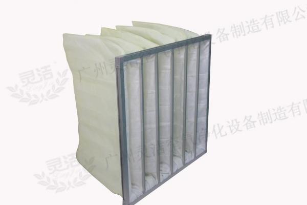 中山中效袋式空气过滤器