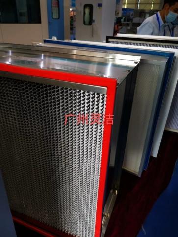 无尘烤箱耐高温过滤器外框材料要求