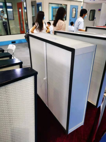 高效空气过滤器外框选材与制作要求