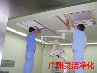 负压隔离病房高效过滤器